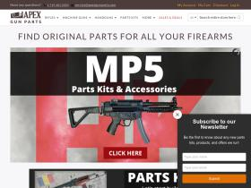 Apex Gun Parts Coupons