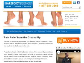 Barefoot-science.com Coupons
