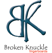 Broken Knuckle Fingerboards Coupons