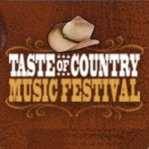 Taste Of Country Music Festival Coupons
